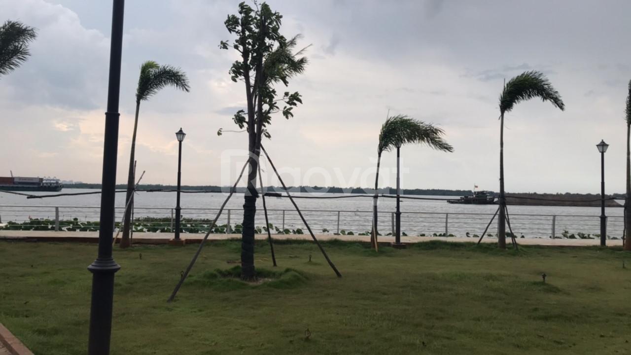 Đất nền ven sông SG ngay mặt tiền đường Vành đai 3 khu đô thị KingBay