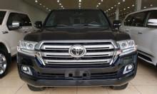 Bán Toyota land Cruiser Mỹ 5.7 V8 màu đen 2019