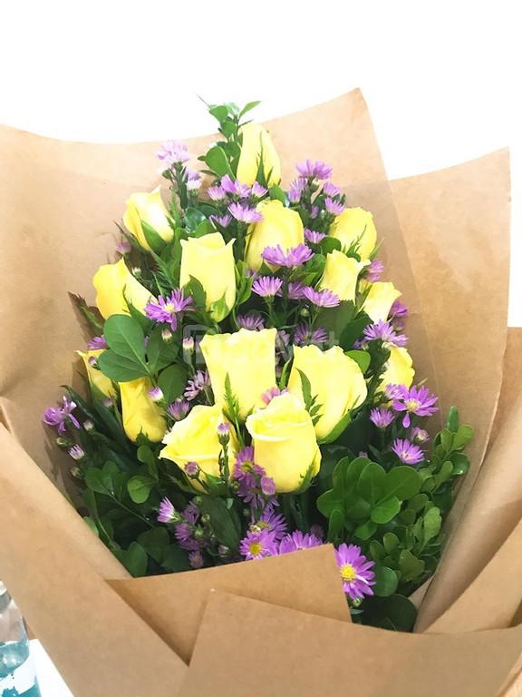 Học cắm hoa mở shop tại Đà Nẵng