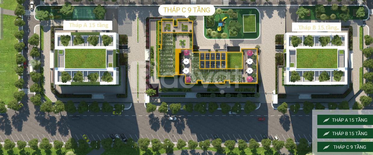 Căn hộ chung cư cao cấp, ban công Đông Nam tại Việt Hưng, Long Biên