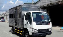 Bán xe ISUZU 990kg, 1T4, 1T9, 2T4 thùng 3m6 giá tốt vay cao