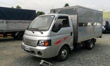 Xe tải jac 990kg,1t25,1t49 động cơ isuzu trả trước 60 triệu