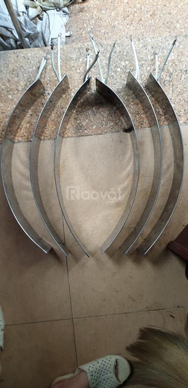 Ốp nhiệt Inox dùng cho máy công nghiệp