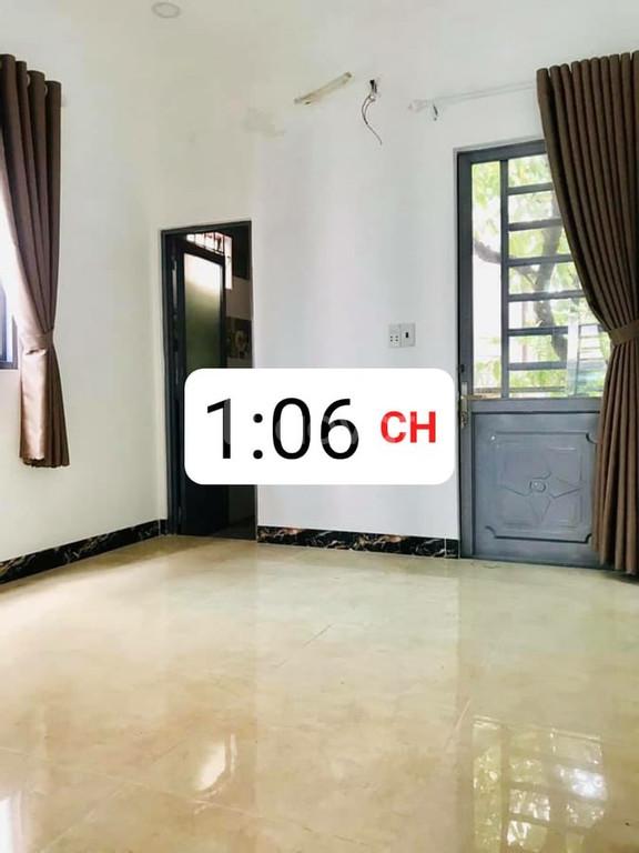 Bán gấp nhà Nguyễn Lâm 45m2 MT 4,5m 3 tầng sân thượng