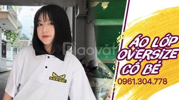 May áo thun đồng phục quán ăn theo yêu cầu