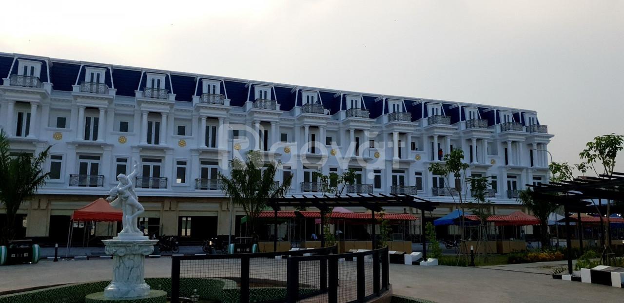 Nhà mặt tiền kinh doanh Shophouse ngay cổng KCN Hải Sơn - Tân Đô