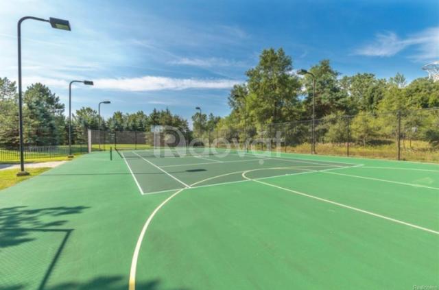 Cần bán sơn sân tennis Terraco không cát màu TFC-F3 ở Phú Yên giá rẻ