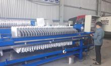 Máy ép bùn khung bản sản xuất tại Việt Nam tiêu chuẩn ISO 9001