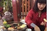 Bếp nướng than hoa Nam Hồng BN300 bếp nướng để bàn