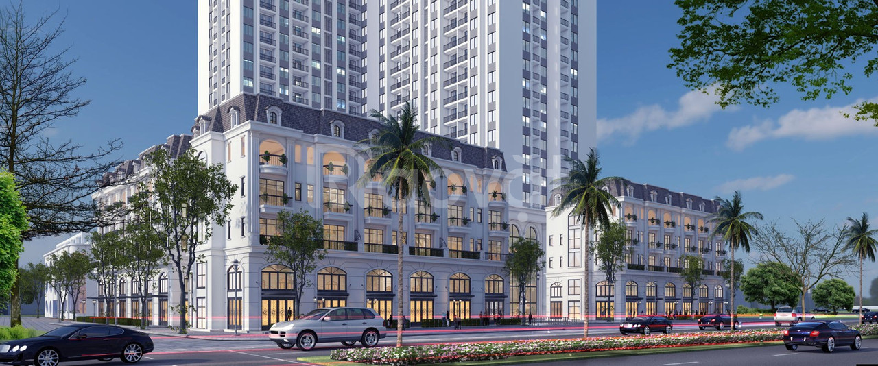 Bán căn hộ Smart Home 3PN 113m2 Chung cư TSG Lotus Long Biên- Gần Aeon