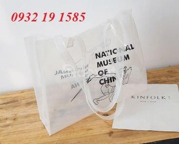 Túi nhựa pvc giá rẻ, nhận may theo yêu cầu,xưởng may túi quận 12