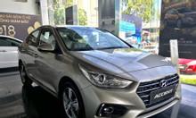 Hyundai Accent 2019 tặng ngay 10 món phụ kiện giá trị khi mua xe