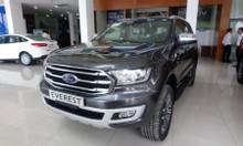 Ford Everest Titanium - thách thức mọi địa hình
