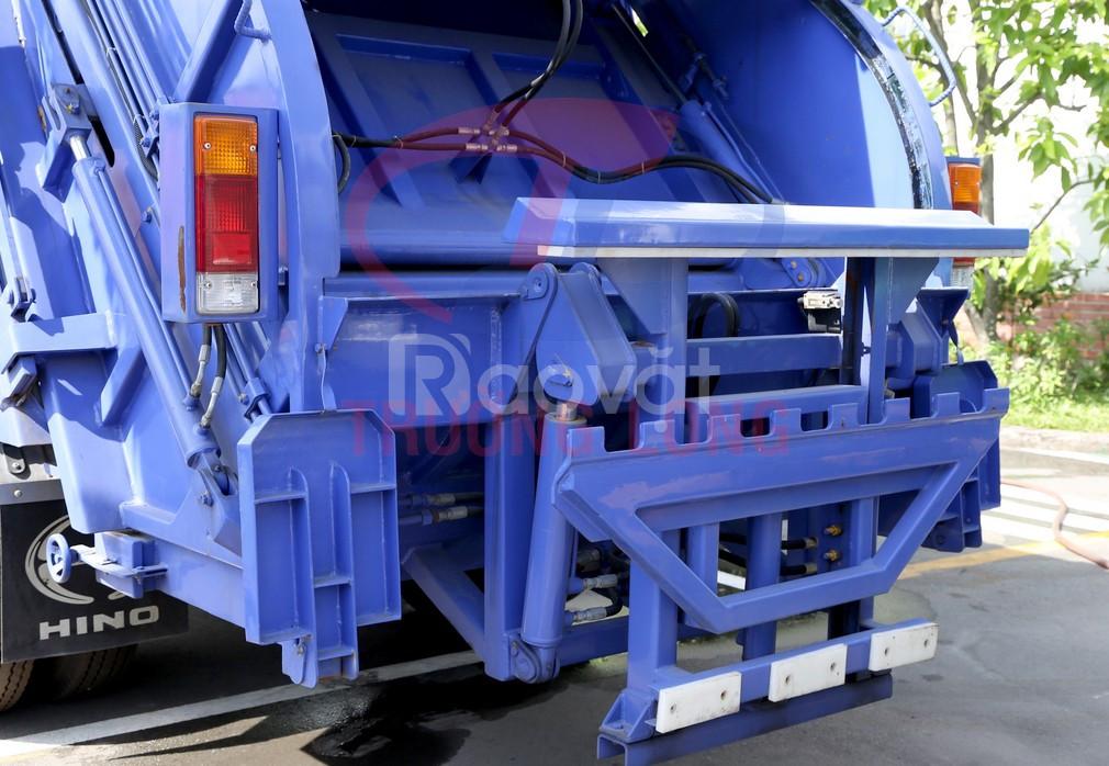 Ép rác Hino 3.5 tấn ( 6 khối ) model XZU342TKD