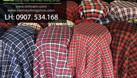 Sỉ vải may đồng phục học sinh giá tốt đủ loại: kate silk, pho, cashmer (ảnh 1)