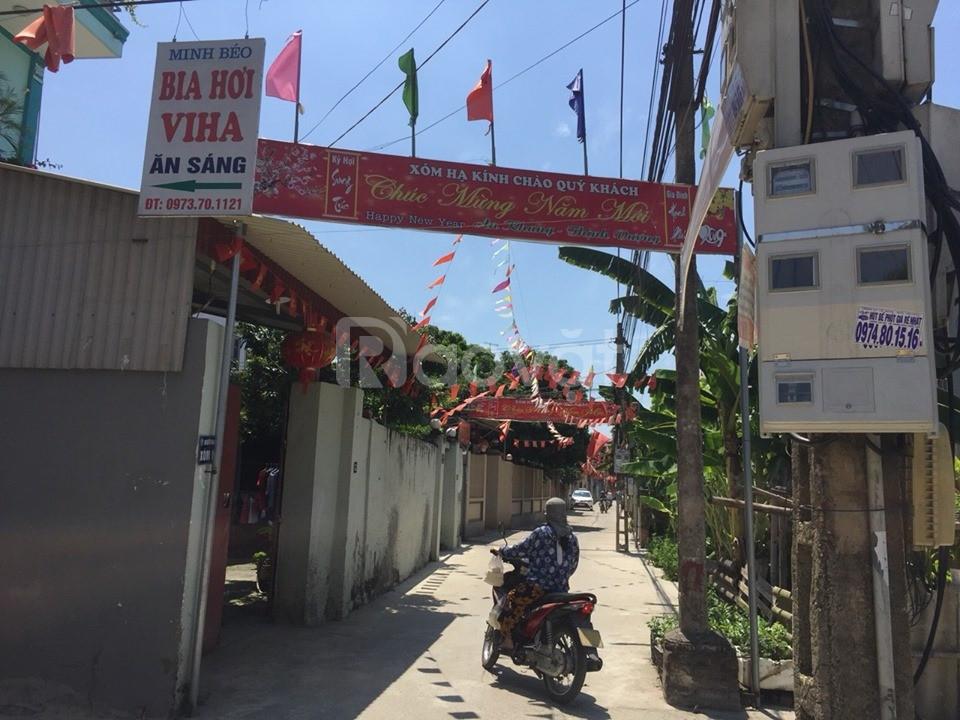 Cần bán lô đất tại Thái Phù, Mai Đình, Sóc Sơn Hà Nội giá 12tr/m2