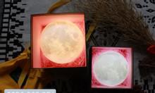 Đèn trang trí trung thu - Đèn mặt trăng - Size 18cm