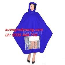 Áo mưa giá rẻ-vật phẩm nhận diện thương hiệu (ảnh 4)