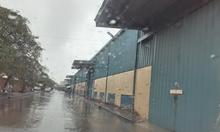 Cho thuê nhà xưởng tiêu chuẩn tại KCN Tiên Sơn Bắc ninh DT 6000m2