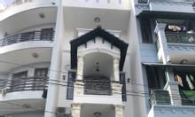 Nhà mới 1T3L sân thượng hẻm xe tải phường 9 gần công viên Gò Vấp