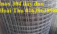 Lưới inox 304 lưới chống côn trùng
