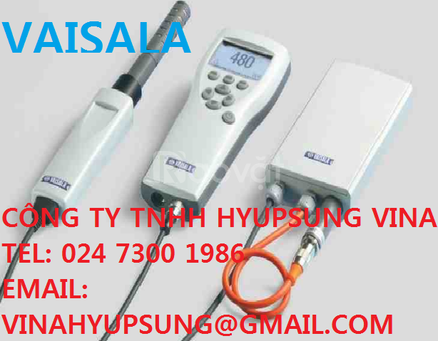Vaisala Vietnam - Máy đo CO2 cầm tay,Handheld CO₂ Meter GM70