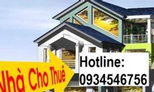 Cho thuê nhà mặt phố Đình Thôn - Nam Từ Liêm DTSD 320m2
