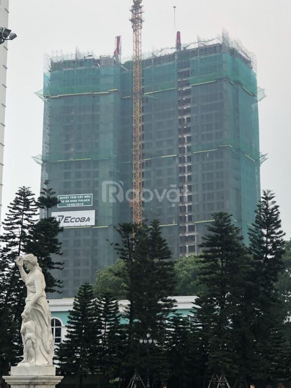 Bán 410 căn hộ cao cấp King Palace