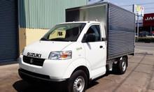 Bán xe tải Suzuki pro thùng kín tải trọng 595kg ô tô Phước Tiến