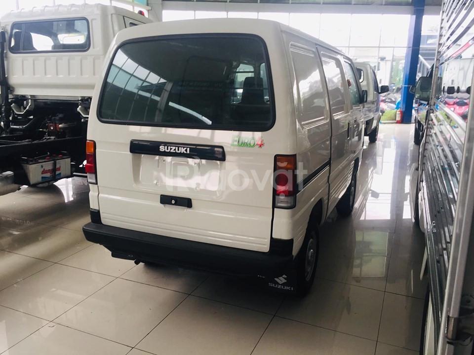Xe tải SUZUKI blind van | ô tô Phước TIến