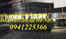 Lưới thép hàn đổ sàn bê tông D6a200x200