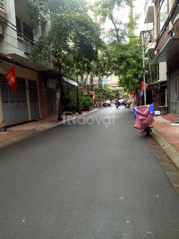 Bán nhà mặt ngõ 105 khu phân lô Tổng Cục II Xuân La – Tây Hồ.