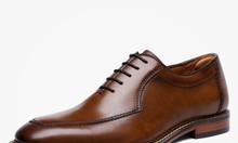 Giày Oxford nam công sở buộc dây DS6906