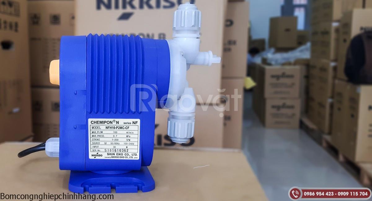 Máy bơm định lượng NFH thuộc thương hiệu Nikkiso Nhật Bản