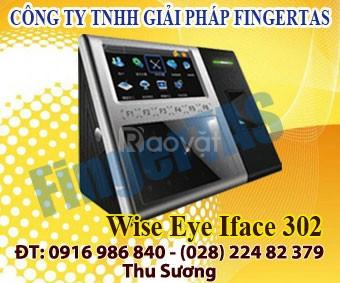 Lắp đăt máy chấm công vân tay khuôn mặt iface302 hàng chính hãng