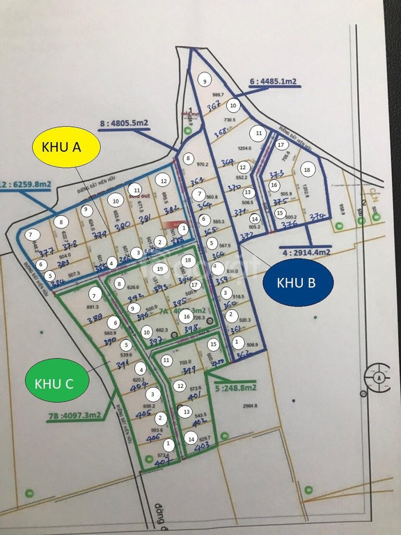 Đất đẹp sát sân bay QT Long Thành, SHR, sang tên nhanh, từ 3.2tr/m2