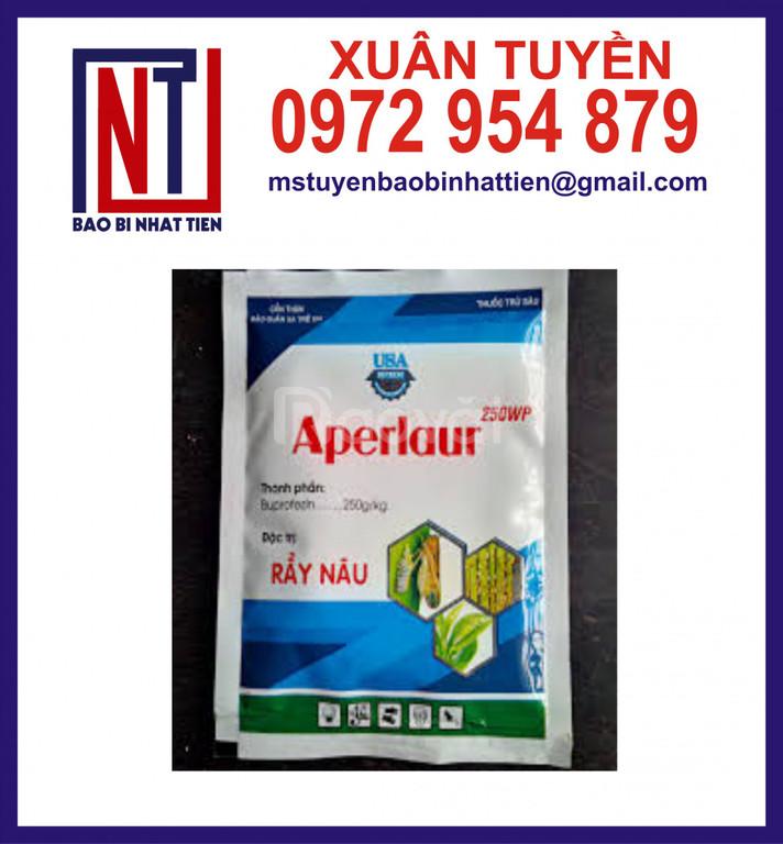 Bao bì ghép nhôm đựng thuốc bảo vệ thực vật