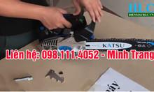 Bảng giá máy cưa xích chạy xăng cầm tay mini Katsu 2900