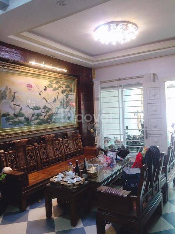 Bán nhà phố Minh Khai diện tích 50m2 mặt tiền 4m gara ô tô kinh doanh