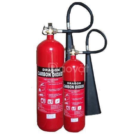 Bình chữa cháy khí CO2 MT3