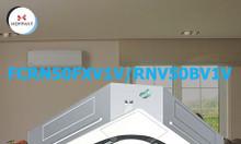 Điều hòa âm trần cassette Daikin 1 chiều 18.500(FCRN50FXV1V/RNV50BV1V)