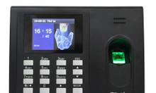 Chấm công vân tay công nghệ tiên tiến mới hiện nay RJ T8Plus