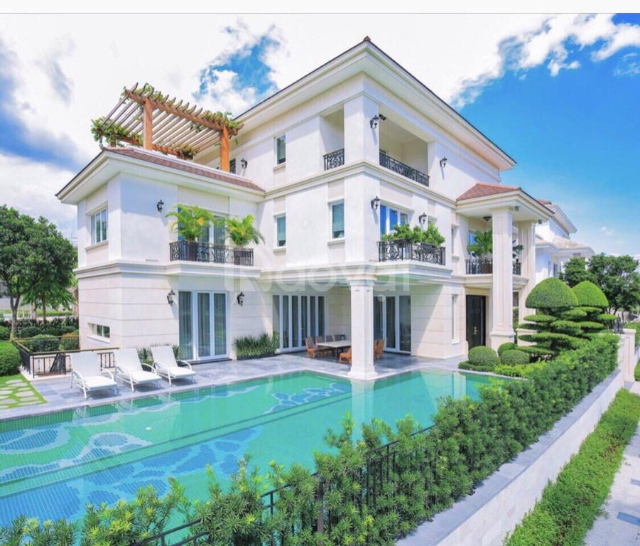 Tòa nhà căn hộ  đường Nguyễn Văn Trỗi, DT 15m x 26m, hầm, trệt