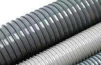 Ống nhựa xám dùng trong công nghiệp hút bụi
