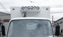 Bán Isuzu đông lạnh thùng 4m2 xe sẵn giá rẻ khuyến mãi lớn