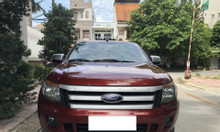 Bán Ford Ranger model 2015, màu đỏ số sàn máy dầu tiết kiệm