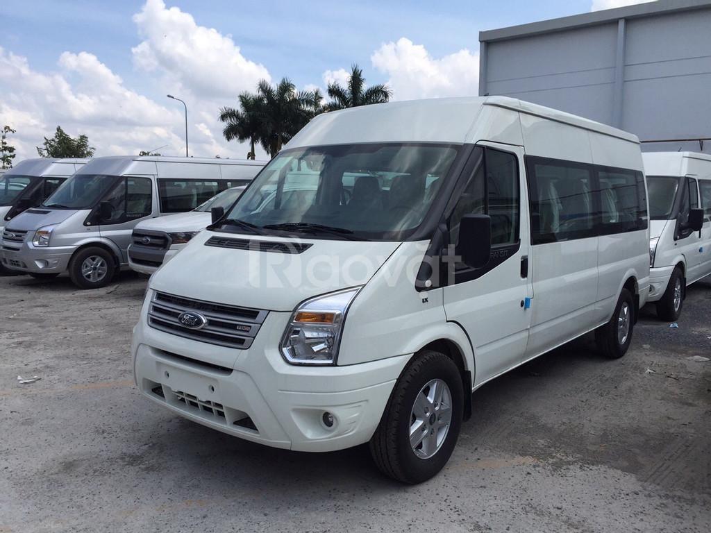 Ford Transit - xả kho cuối tháng giá tốt sập sàn