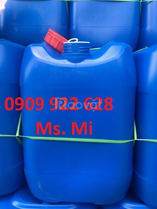 Can nhựa hoá chất 20l, can hoá chất 20l
