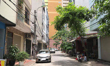 Bán đất Mỗ Lao, Hà Đông lô góc 2 ngõ mặt ô tô, vỉ hè, 45m2, mặt tiền 7m, 5,5 tỷ