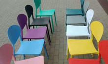 Ghế nhựa đúc cafe cung cấp sỉ lẻ giá rẻ.